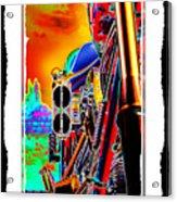 Fine Art Chopper I Acrylic Print