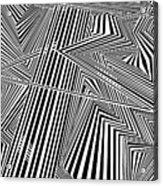Fingerprints Acrylic Print