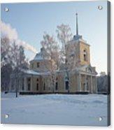 Finland Church Acrylic Print