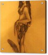 Fi'on-hu Acrylic Print