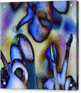 Fiori Molto Piccoli Acrylic Print