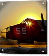 Fire Fighting Aircraft Acrylic Print