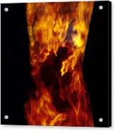 Fire One  Acrylic Print
