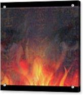 Fire Soul Acrylic Print