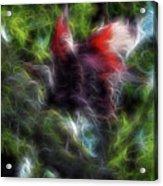 Fire Spirit 4 Acrylic Print