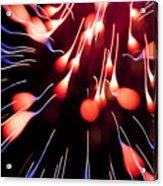 Fire Tadpole K860 Acrylic Print