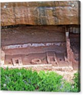 Fire Temple - Mesa Verde Nationalpark Acrylic Print