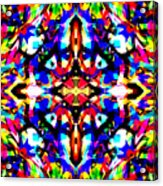 Fireaxer Acrylic Print