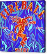 Fireball 2 Acrylic Print