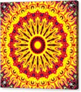 Fireball  Acrylic Print