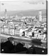Firenze Acrylic Print by Alan Todd
