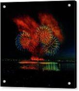 Fireworks 22 Acrylic Print