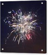 Fireworks-1 Acrylic Print