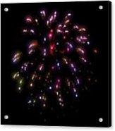 Fireworks 13 Acrylic Print