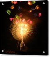 Fireworks-2 Acrylic Print
