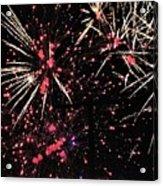 Fireworks 2018 Acrylic Print
