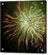 Fireworks 7 Acrylic Print