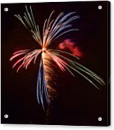 fireworks in Japan Acrylic Print