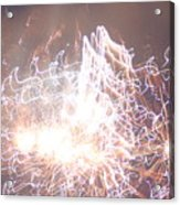 Fireworks In The Park 6 Acrylic Print