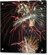 Fireworks6487 Acrylic Print