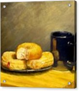 First Call...breakfast Acrylic Print