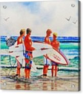 First Day Of Summer Acrylic Print