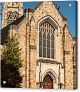 First Evangelical Presbyterian Church Acrylic Print