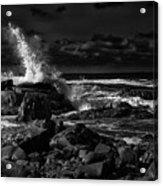 First Light - Kennebunkport Maine Acrylic Print
