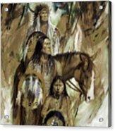 First Nation 67r Acrylic Print