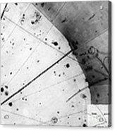 First Neutrino Interaction, Bubble Acrylic Print