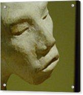 First Sculpture Acrylic Print