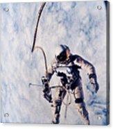 First Spacewalk Acrylic Print