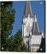 First United Methodist Acrylic Print
