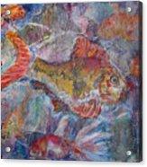 Fish Fantasy Acrylic Print