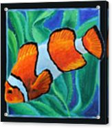 Fish Number Three Acrylic Print