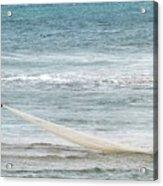 Fisherman's Net Acrylic Print