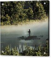 Fishermans Paradise  Acrylic Print by Kim Loftis