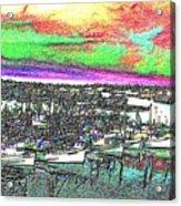 Fishermans Terminal 2 Acrylic Print