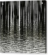 Fishermans Wharf Provincetown Acrylic Print
