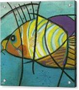 Fishfish Acrylic Print