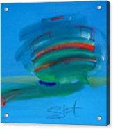 Fishing Boat Hastings Acrylic Print