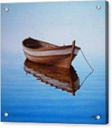 Fishing Boat I Acrylic Print by Horacio Cardozo