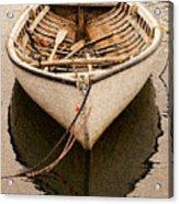 Fishing Dorry Acrylic Print