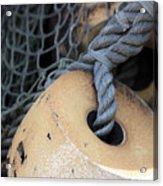 Fishing Net Acrylic Print