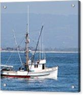 Fishing Vessel Sun Ra Acrylic Print