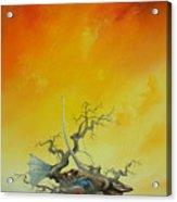Fishtree 6. Acrylic Print