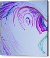 Fishy Acrylic Print