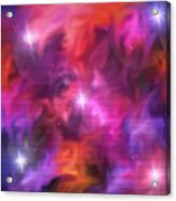Five Elements Acrylic Print