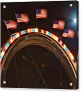 Five Flags Acrylic Print by James BO  Insogna