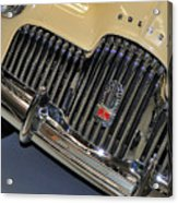 Fj Holden - Front End - Grill Acrylic Print